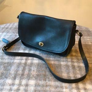 Coach Black Vintage 9790 Bag
